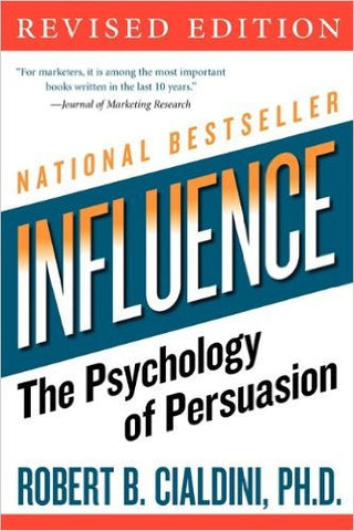 influence: The Psychology of Persuasion (Collins Business Essentials)-Books-TBHPD-Helmetdon