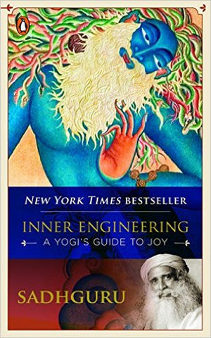 Inner Engineering: A Yogi's Guide to Joy-Books-UBSPD-Helmetdon