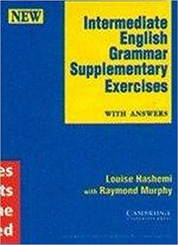 Intermediate English Grammar Supplementary Exercises with Answers-Books-TBHPD-Helmetdon