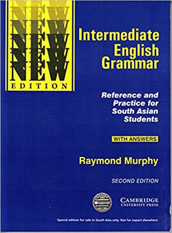 Intermediate English Grammar with Answers-Books-TBHPD-Helmetdon