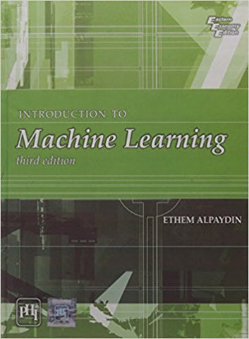 Introduction to Machine Learning 3RD Edition-Books-TBHPD-Helmetdon