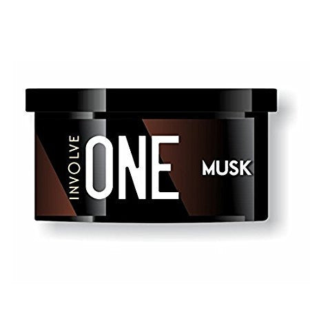Involve Your Senses IONE01 Musk Car Air Freshener (40 g)-Car Perfume-Involve Your Senses-Helmetdon