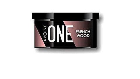Involve Your Senses IONE07 French Wood Car Air Freshener (40 g)-Involve Your Senses-Helmetdon