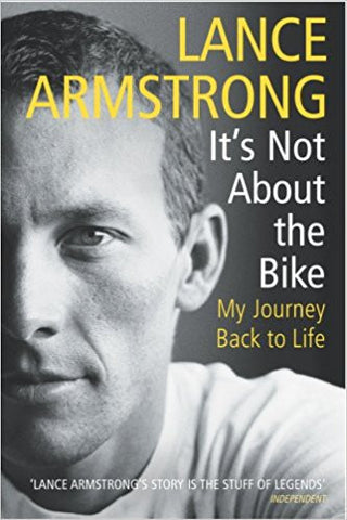 It's Not About The Bike: My Journey Back to Life-Books-TBHPD-Helmetdon