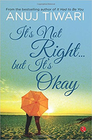 It's Not Right… But it's Okay-Books-TBHPD-Helmetdon