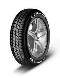 J K TYRE 135/70 R 12 Ultima LXT 65S Tubeless Tyre Front-Automotive Parts and Accessories-J K TYRE-Helmetdon