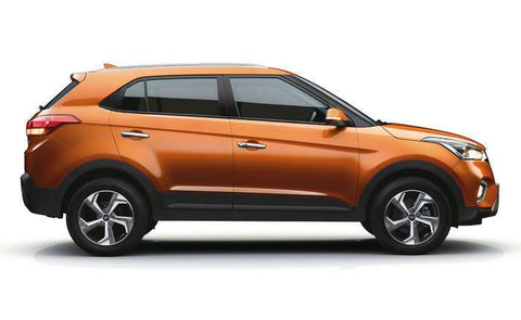 Kardzine Roof Rails For Hyundai Creta Buy Online Roof