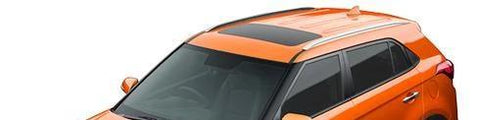 Kardzine Roof Rails For Hyundai Creta-car accessories-kardzine-Helmetdon