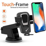 KHANS Universal Car Mobile Holders for Dashboard for Iphone X 8 8 Plus 7 7 Plus Se 6S 6 Plus 6 5s 5 4s 4 and for All Smart Phones-CE-KHANS-Helmetdon