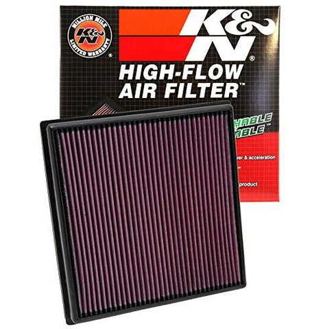K&N 33-2966 High Performance Replacement Air Filter for Chevorlet Cruze-K&N-Helmetdon