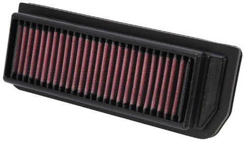 K&N 33-2986 High Performance Replacement Car Air Filter-K&N-Helmetdon