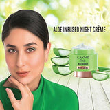 Lakme 9 to 5 Naturale Night Creme, 50 g-Beauty-Lakme-Helmetdon