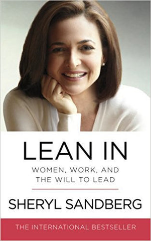 Lean In: Women, Work, and the Will to Lead-Books-TBHPD-Helmetdon