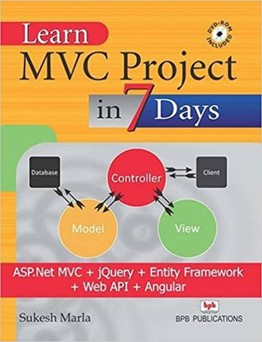 Learn MVC Project in 7 Days-Books-TBHPD-Helmetdon