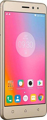 Lenovo K6 Power (Gold, 32GB, 3GB RAM)-Lenovo-Helmetdon
