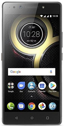 Lenovo K8 Note (Venom Black, 4GB) with New System Update-Lenovo-Helmetdon
