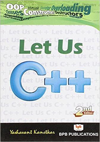 Let Us C++-Books-TBHPD-Helmetdon