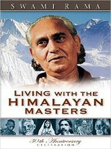 Living with the Himalayan Masters-Books-TBHPD-Helmetdon