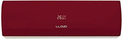 Lloyd 1 Ton 3 Star (2018) Wi-Fi Split AC (Copper, LS13A5OA-W, Red)-Lloyd-Helmetdon
