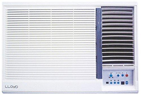 Lloyd 1.5 Ton 3 Star Window AC (LW19A3N, White)-Lloyd-Helmetdon