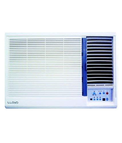 Lloyd LW19A3 Window AC (1.5 Ton, 3 Star Rating, White)-Lloyd-Helmetdon