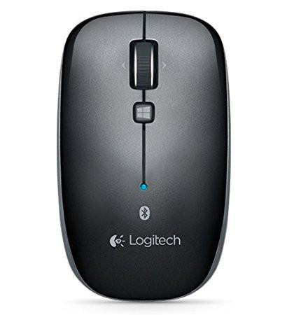 Logitech Bluetooth Optical Mouse M557-Computer Accessories-Logitech-Dark Grey-Helmetdon
