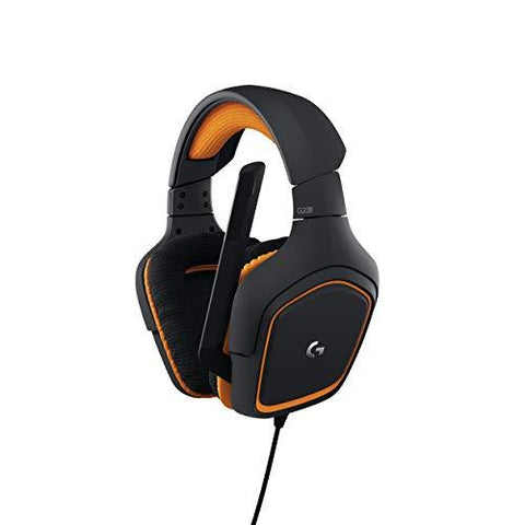 Logitech Prodigy G231 Gaming Headphones with Mic (Black) for PC and Console-Personal Computer-Logitech-Helmetdon