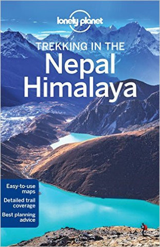 Lonely Planet Trekking in the Nepal Himalaya (Travel Guide)-Books-TBHPD-Helmetdon