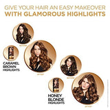L'Oreal Paris Excellence Fashion Highlights Hair Color, Caramel Brown, (29ml+16g)-Beauty-L'Oreal Paris-Helmetdon