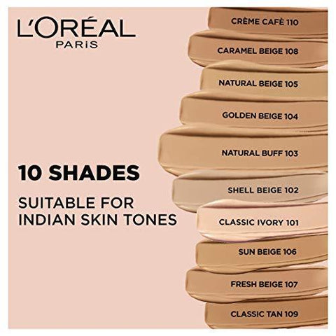 L Oreal Paris Infallible Pro Matte Foundation Classic Ivory 101 30g
