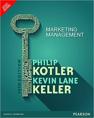 Marketing Management 15/e (Four Color)-Books-TBHPD-Helmetdon