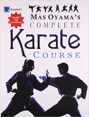 Mas Oyamas's Complete Karate Course-Books-TBHPD-Helmetdon