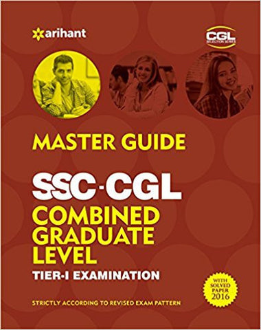 Master Guide SSC Combined Graduate Level Tier 1 Examination 2017-Books-TBHPD-Helmetdon
