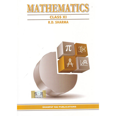 Mathematics for Class 11 Paperback – 2017 RD Sharma-Books-RD Sharma (Author)-Helmetdon