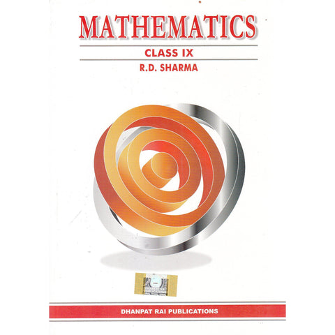 Mathematics for Class 9 Paperback – 2017 RD Sharma-Books-RD Sharma (Author)-Helmetdon