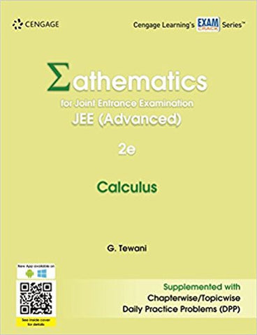 Mathematics for Joint Entrance Examination JEE (Advanced): Calculus-Books-TBHPD-Helmetdon