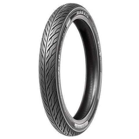 Maxxis 2.75-17 1 TT MAV6 Tubetype Bike Tyre (Front)-Automotive Parts and Accessories-Maxxis-Helmetdon