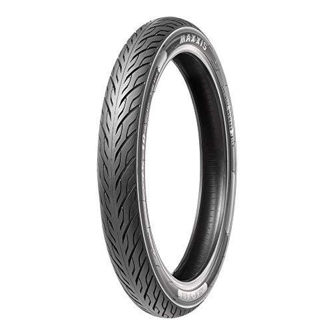 Maxxis 80/100-18 1 T/L MAV6R Tubeless Bike Tyre (Rear)-Automotive Parts and Accessories-Maxxis-Helmetdon