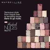 Maybelline New York The Blushed Nudes Palette Eyeshadow, 9g-Beauty-Maybelline-Helmetdon