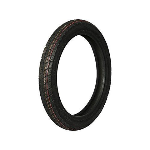 Michelin City Pro 80/100-18 47P Tubeless Bike Tyre, Front-Automotive Parts and Accessories-Michelin-Helmetdon