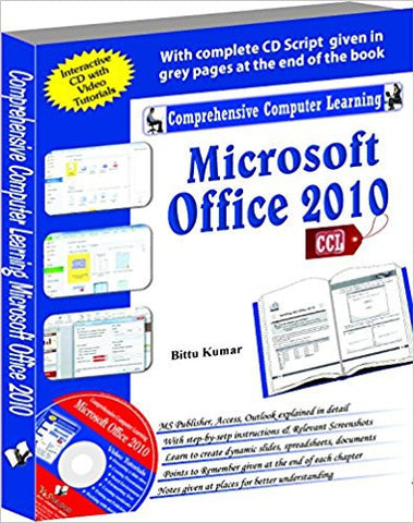 Microsoft Office 2010-Books-TBHPD-Helmetdon