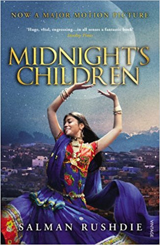 Midnight's Children-Books-TBHPD-Helmetdon