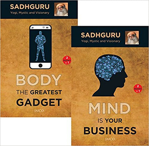 Mind is your Business/Body the Greatest Gadget (2 Books in 1)-Books-TBHPD-Helmetdon
