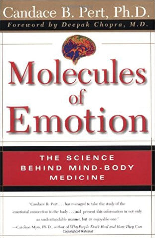 Molecules of Emotion: The Science Behind Mind-Body Medicine-Books-TBHPD-Helmetdon