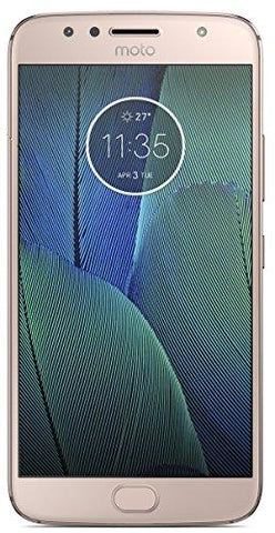 Moto G5S Plus (Blush Gold, 64GB)-Motorola-Helmetdon