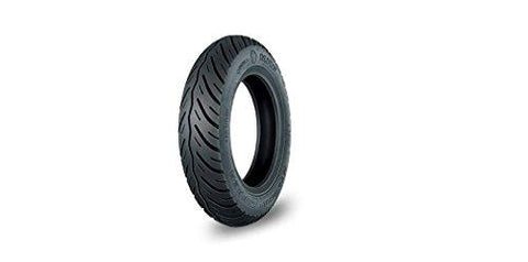MRF Nylogrip Zapper N4 90/100-10 53J Tubeless Scooter Tyre-Automotive Parts and Accessories-MRF-Helmetdon
