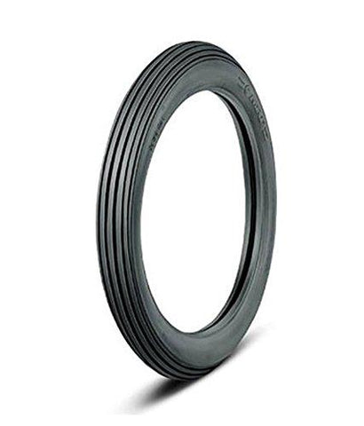 MRF Rib Plus N4 3.25-19 54P Motorcycle Tyre-Automotive Parts and Accessories-MRF-Helmetdon