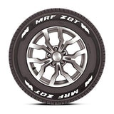 MRF ZQT 195/70 R14 95Q Tube-Type Car Tyre-Automotive Parts and Accessories-MRF-Helmetdon