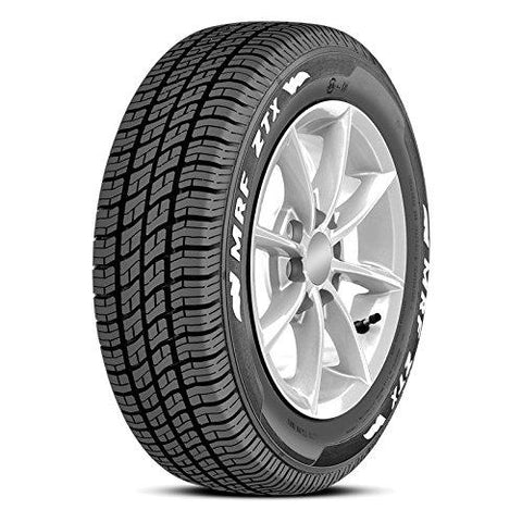 MRF ZTX 165/65 R13 77T Tube-Type Car Tyre-Automotive Parts and Accessories-MRF-Helmetdon