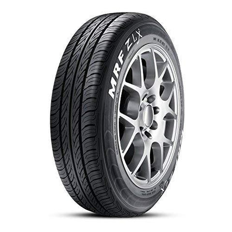 MRF ZTX 165/65 R13 77T Tubeless Car Tyre-Automotive Parts and Accessories-MRF-Helmetdon